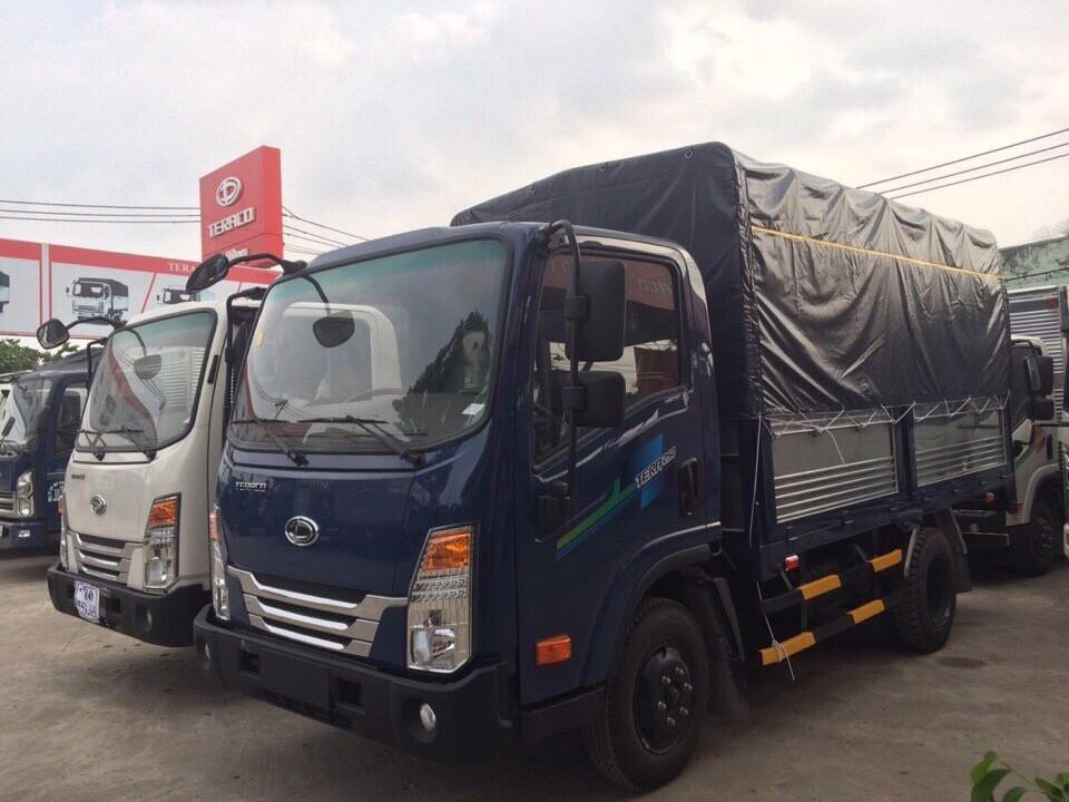 xe tải tera 250 thùng bạt