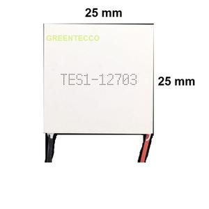 TES1 - 12703 (25 x 25 mm) 12V3A sò nóng lạnh