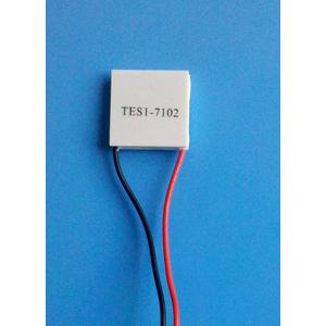 TES1-7102 (23 x 23 mm) sò nóng lạnh peltier