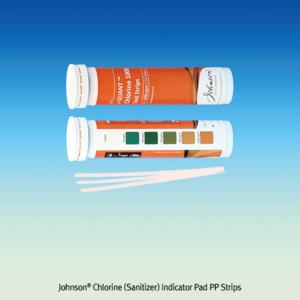 Que test nhanh chlorine trong nước