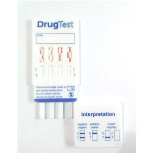 Test thử ma túy tổng hợp Multi 4 Drug FaStep