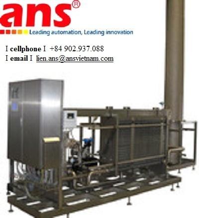 centec vietnam, máy đo khí centec vietnam, DeGaS Column Waterdeaeration Systems centec