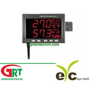 TH001 | Bộ giám sát và thu thập dữ liệu nhiệt độ & độ ẩm |Temperature & Humidity Datalogging Monitor