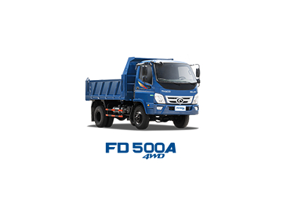 Thaco Forland FD500A - 4WD