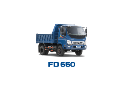 Thaco Forland FD650