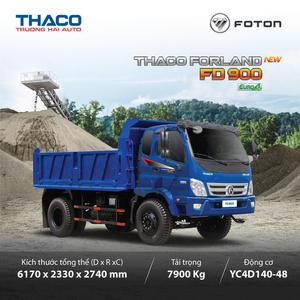 THACO FORLAND FD900 E4