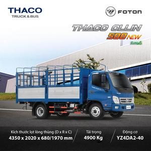 THACO OLLIN 500 - 4T9