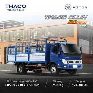 THACO OLLIN120 - 7,1T