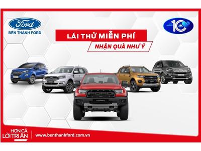 Tham dự Lái thử xe Ford tháng 11-2020 I Ford Bến Thành Hotline 093 7983 777