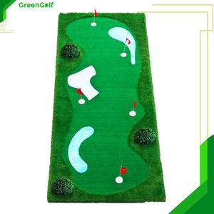 Thảm Tập Putting Golf Cao Cấp 2x5m
