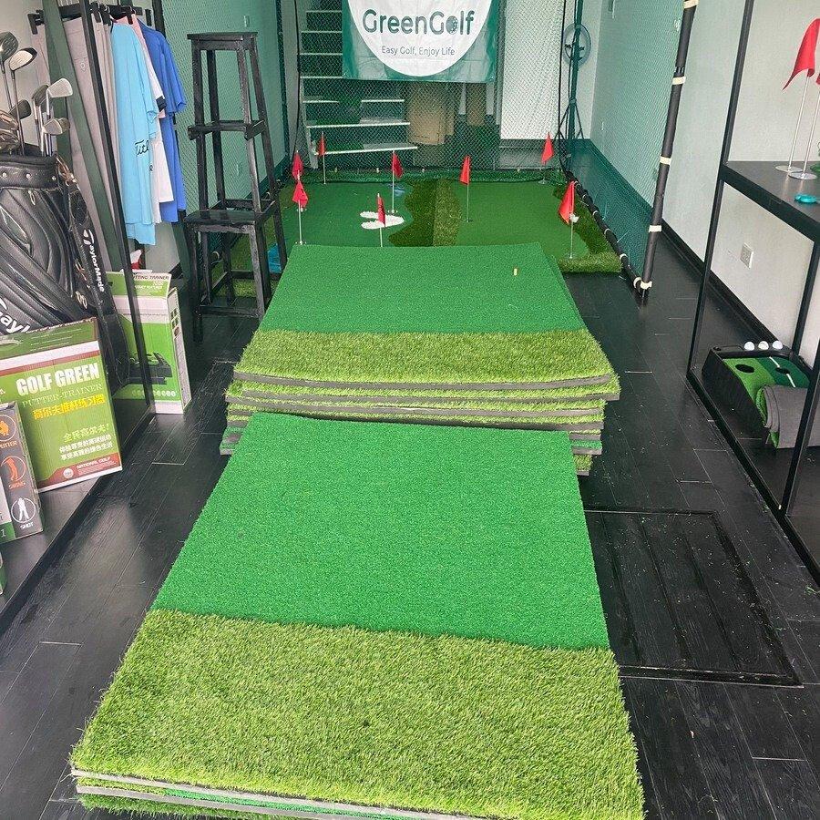 Thảm Swing kích thước 1.5*1.5m - Thảm Tập Hỗ Trợ Tập Kỹ Thuật Swing Golf