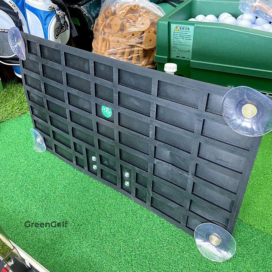 Thảm Swing 360 độ, Tập Swing Với Mọi Loại Gậy Golf