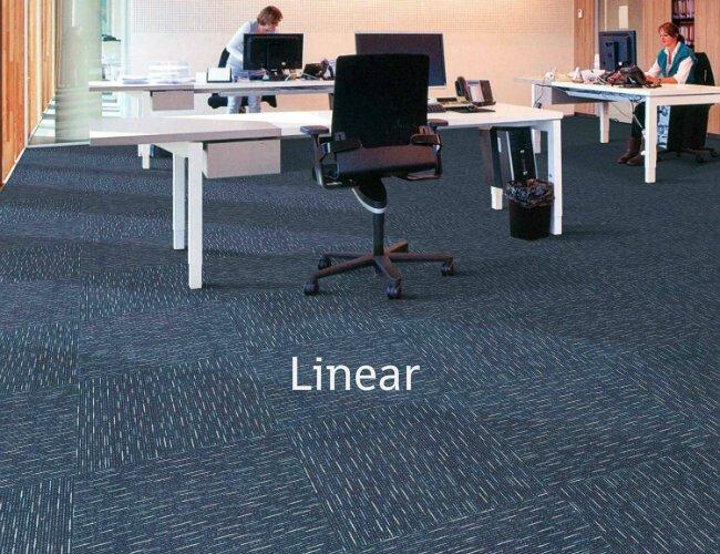 Thảm Gạch Linear