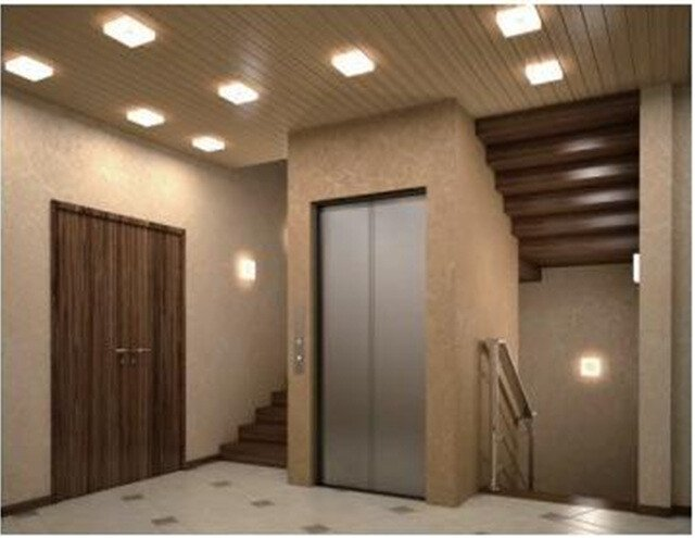 Thang máy gia đình Home Lift - TT01