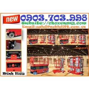 Thang Nâng Người 12 Mét Noblelift (SC12E)