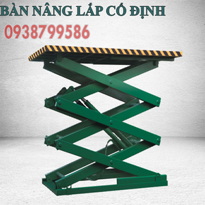 THANG NÂNG HÀNG 2 TẤN/ CAO 5M