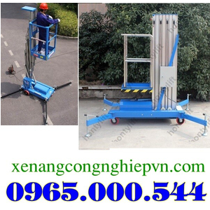Thang nâng người 10 mét chất lượng giá tốt tại Hà Nội