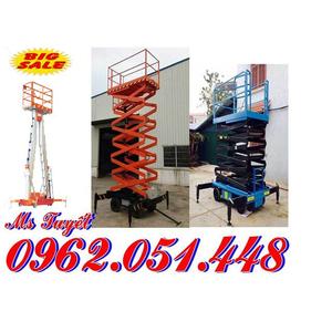 Thang nâng người 6m 8m 9m 10m 12m 14m 16m giá rẻ nhất