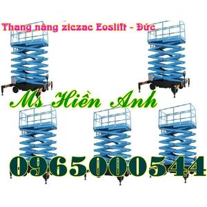 Thang nâng ziczac SWP hàng có sẵn tại kho giảm giá 15%