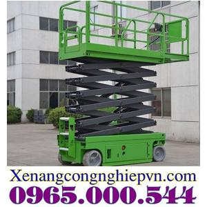 Thang nâng người tự hành 12 m sản phẩm chính hãng giá tốt.
