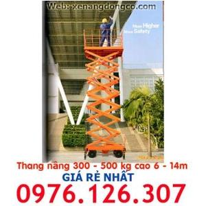 Thang nâng ziczac - Đài Loan