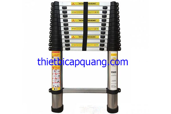 Thang nhôm xếp đơn 3,8m AMC-380D