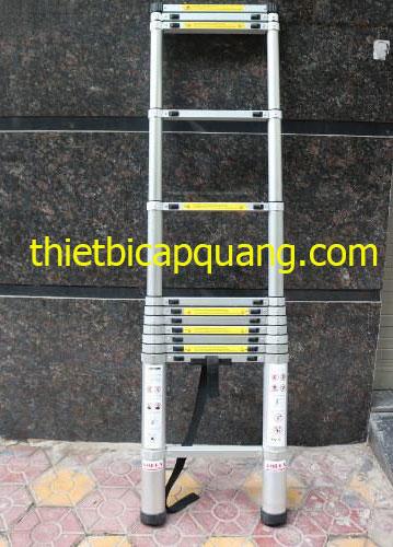 Thang nhôm xếp đơn AMC 380D cao 3,8m
