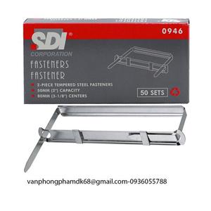Thanh cài inox SDI 0946