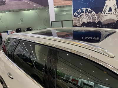 Thanh giá nóc cho xe Peugeot 5008 mạ Crom