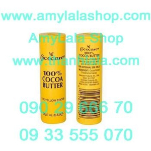 Thanh lăn giữ ẩm Cocoa Butter 100% The Yellow Stick® (Made in USA) - 0933555070 - 0902966670