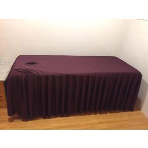 thanh lý giường spa gỗ