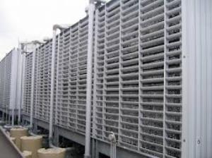 Tháp giải nhiệt vuông APS - 400~500RT