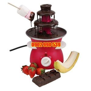 Tháp Phun Chocolate OMI
