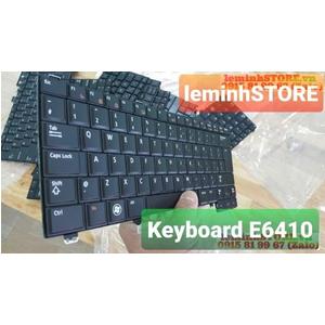 Bàn phím Laptop Dell Latitude E6410