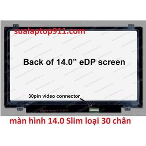 thay màn hình laptop Dell 14 3470