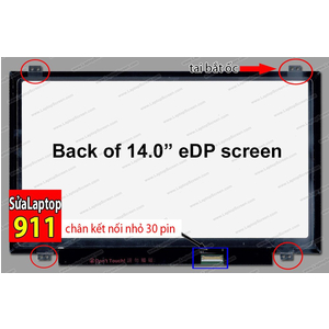 thay màn hình laptop hp elitebook 840-g3, 840 g3