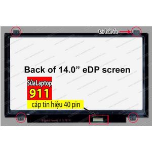 thay màn hình laptop hp folio 9470m