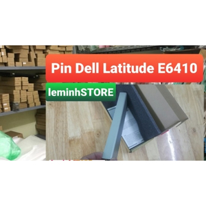 Pin Laptop Dell Latitude E6410