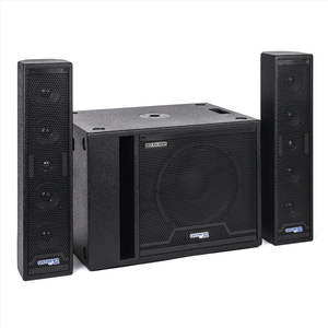 The Reloop Groove Set 12 Compact PA System