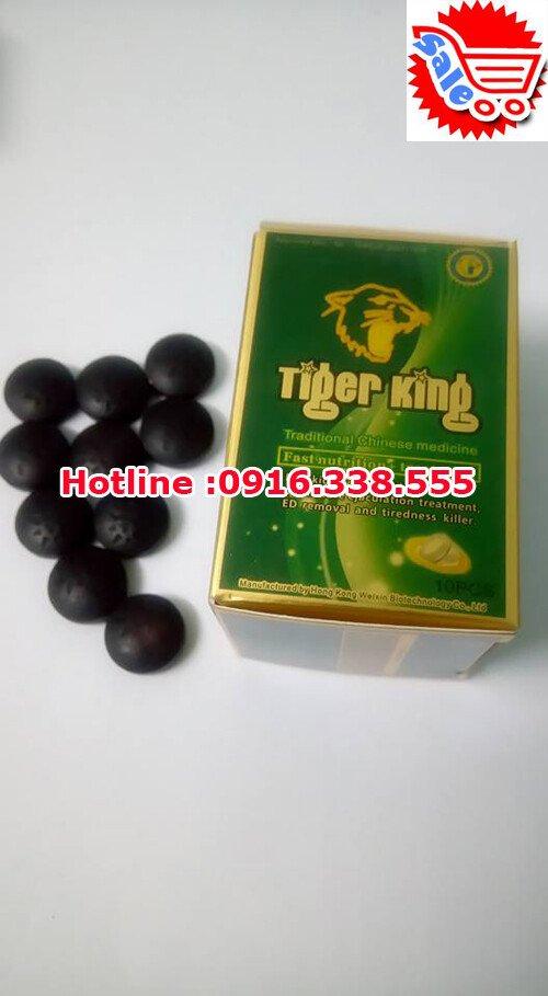 Thuốc Thảo dược vua Hổ Tiger King 700mg