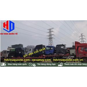 Thêm 1 lô 7 chiếc cabin được nhập về Hà Nội, Việt Nam. Cabin thay thế cho xe Faw, Jac, Camc, Chenglong, Howo, Foton Auman, Dongfeng...