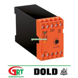 Thermal protection relay MINITIMER BA 7961 | Dold | Rờ le bảo vệ nhiệt BA 7961 | Dold Vietnam