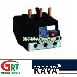 Thermal Relay Kava JR28-150 | 4365 | 4367 | 4369 | Kava Viet Nam | Rơ le nhiệt KAVA