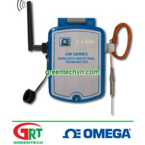 Thermocouple temperature transmitter / wireless / waterproof UWTC-2A-NEMA