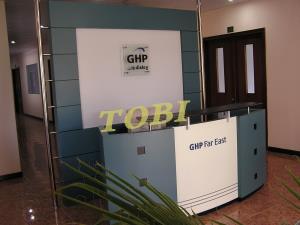 Thi Công Bảng Hiệu Công Ty GHP