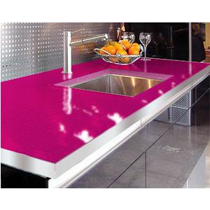 Thi công kính màu mặt bàn bếp Huyện Gia Lâm Hà Nội