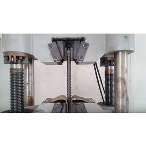 Thí nghiệm kéo thép kiểm tra độ bền thép dùng máy kéo thép