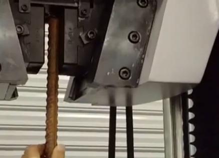 thí nghiệm kéo thép tròn