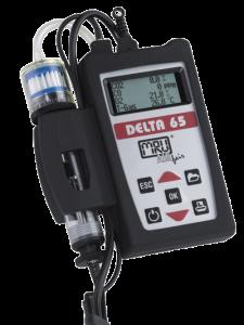 Máy đo khí thải Delta 65 - MRU