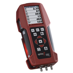 Máy đo khí thải Optima 7 - MRU